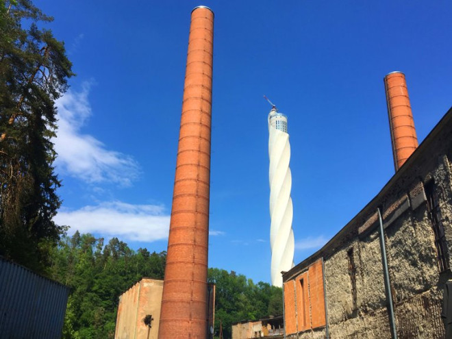 Kraftwerk Rottweil