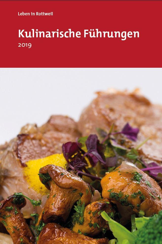 Kulinarische Führungen Deckblatt 2019