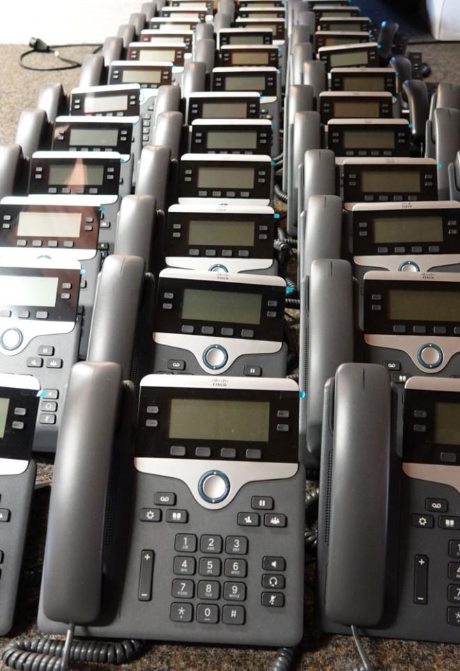 Rund 200 neue Geräte warten bereits auf ihre Installation (Foto: Stadt Rottweil).