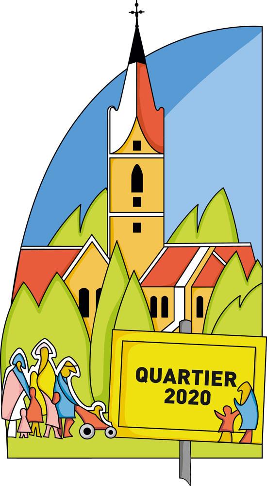 """Die Stadt Rottweil hat für die Altstadt das Projekt """"Quartier 2020"""" initiiert und wird dabei von vielen Bürgern unterstützt. Am Samstag informiert die Lumpenmühle über Wasserkraft und regenerative Energien (Foto: Stadt Rottweil/Hak Design)."""