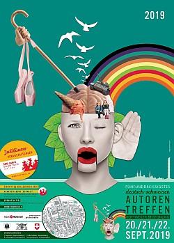 Deutsch-Schweizer Autorentreffen 2019