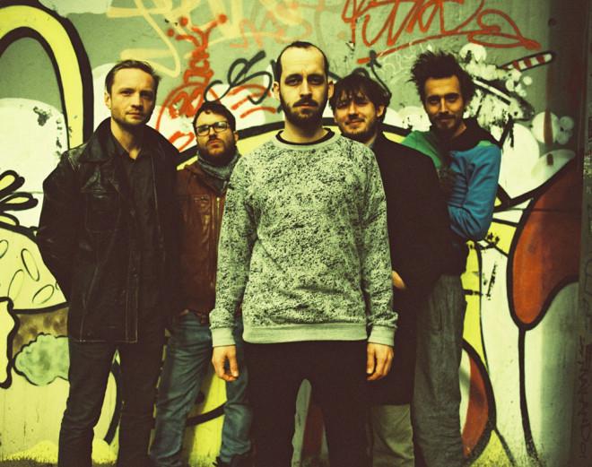 """""""Tonhaufen Deluxe"""" eröffnet am 13. September die Konmzertsaison """"Jazz im Refektorium"""" in Rottweil. (Foto: Band)"""