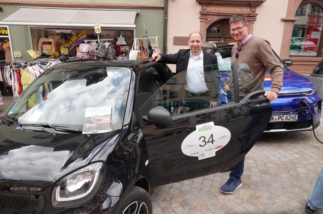 """E-Mobil-Rallye """"WAVE"""""""
