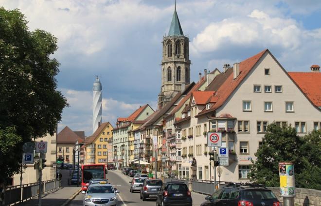 Hochbrücktorstraße