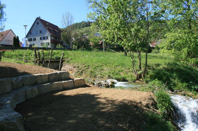 Gasthaus Linde in Vöhringen-Wittershausen zur Förderung ausgewählt. Quelle: Siegfried Gruhler