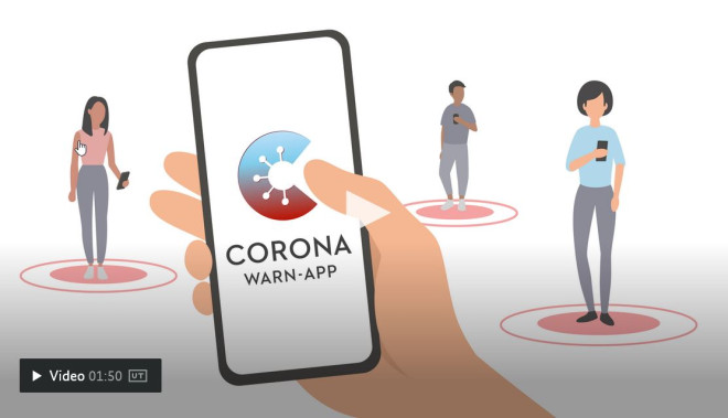 Video Corona-Warn-App