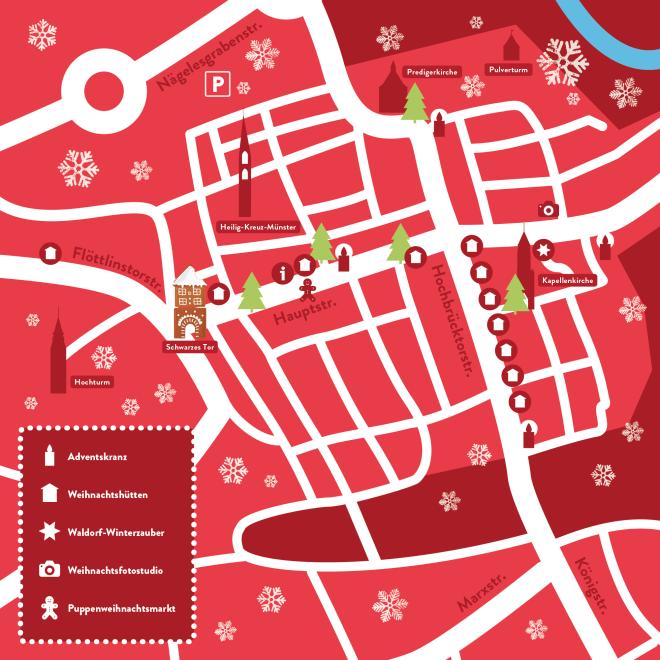 Weihnachten in Rottweil