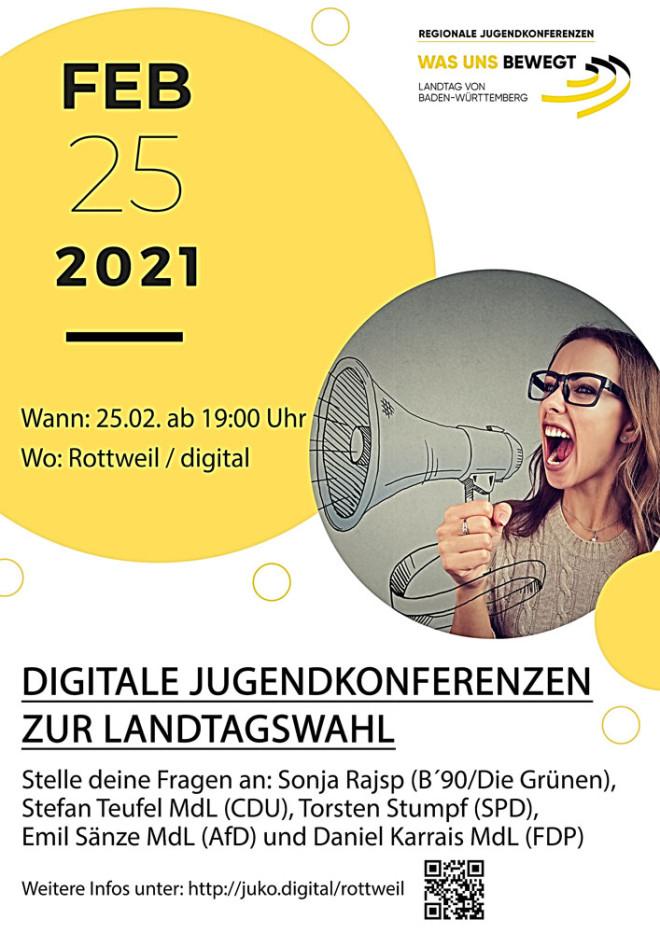 """""""Was uns bewegt"""": KiJu bietet Online-Dialog"""