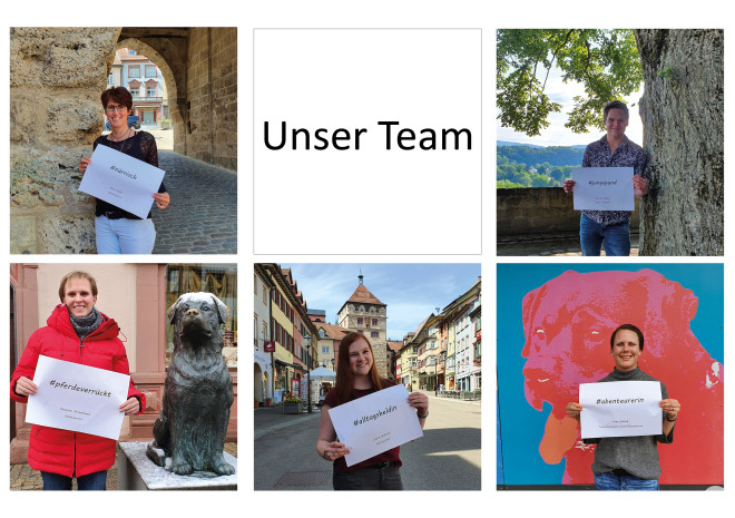 Team der Tourist-Information