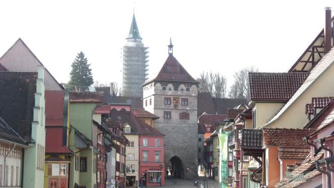 Webcam-Ausschnitt Hauptstraße