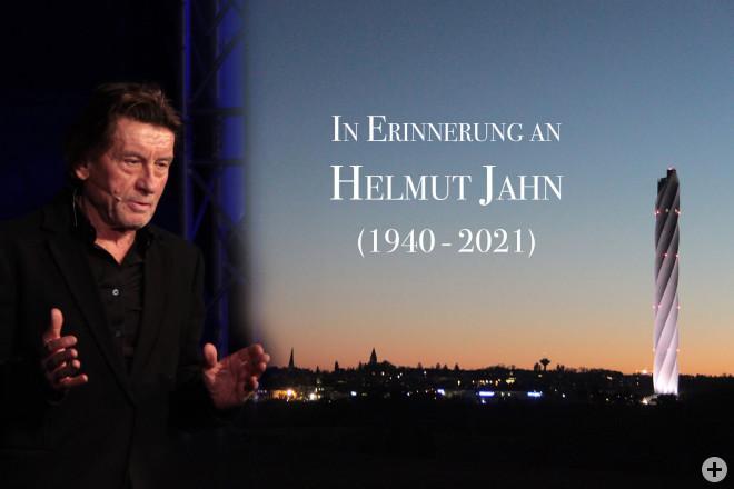 Trauer um Helmut Jahn