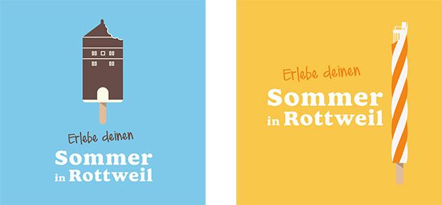 """Erlebe Deinen """"Sommer in Rottweil""""!"""